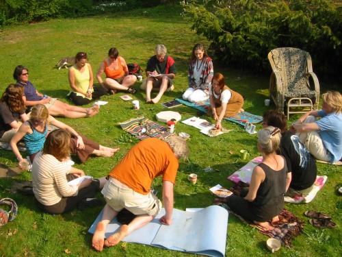 teaching in Denmark