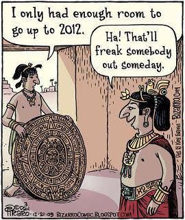 Hopi Prophecy, the Mayan Calendar and the Weather in 2012