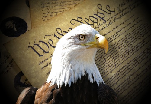 THE US CONSTITUTION AND THE GREAT LAW OF PEACE Bigstock-Eagle-602579-500x347